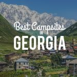 Hop On The Midnight Train To The Best Places To Camp In Georgia