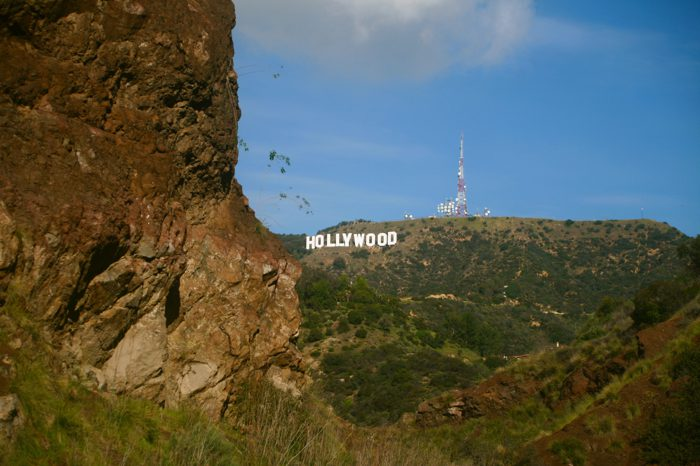 Hollywood-sign-from-batcave
